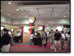 [View of the Red Hat Booth]